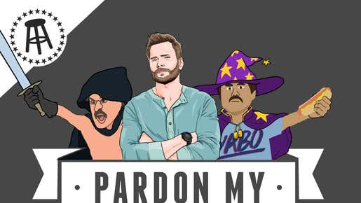 PMT: Joel McHale, Dungeons And Dragons Part 2, And The Match