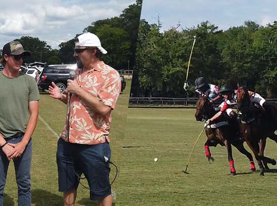 What I Learned at my First Professional Polo Match