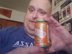 Tank's Taste Test Manzana Apple Soda