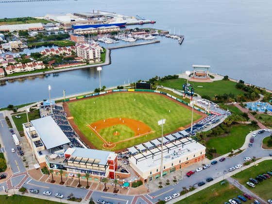 Minor League Ballclub Pensacola Blue Wahoos  Are Now Airbnb'ing Their Entire Stadium for $1500. Best Bachelor Party Backup Plan Ever?