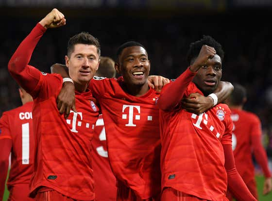 Bayern (-120) beats Dortmund 1-0 to take a 7-point lead in Bundesliga standings