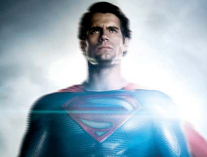 Henry Cavill Is BACK As Superman!