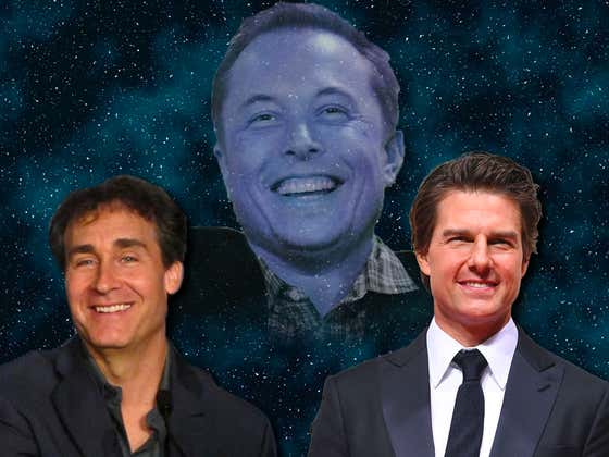Tom Cruise's Outer Space-Shot Movie Has It's Director And An Important Partner