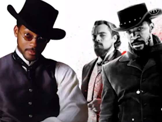 Would 'Django Unchained' Have Been As Good If Will Smith Played Django?