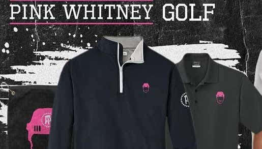 We Just Dropped A Bunch Of New Spittin' Chiclets, NBD and Pink Whitney Golf Merch