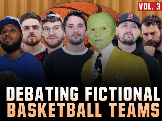Debating Fictional Basketball Matchups (Vol. 03) With Trillballins, Trill Withers, KB & Nick, Coley, and More