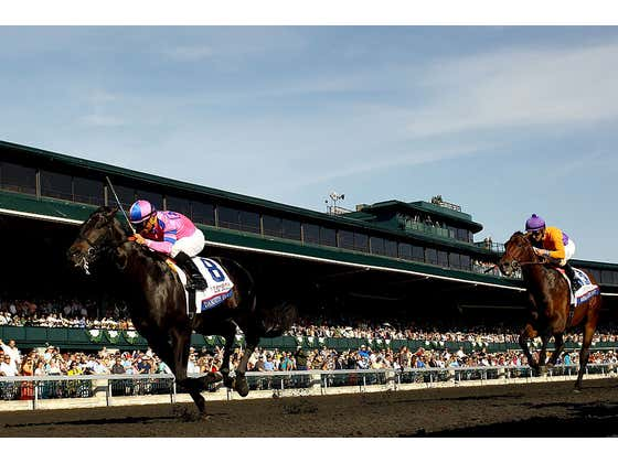 Oh HELL YES: Kentucky Voted To Give Us 5 Days Of Horse Racing At Keeneland - The Most Beautiful Place In The World