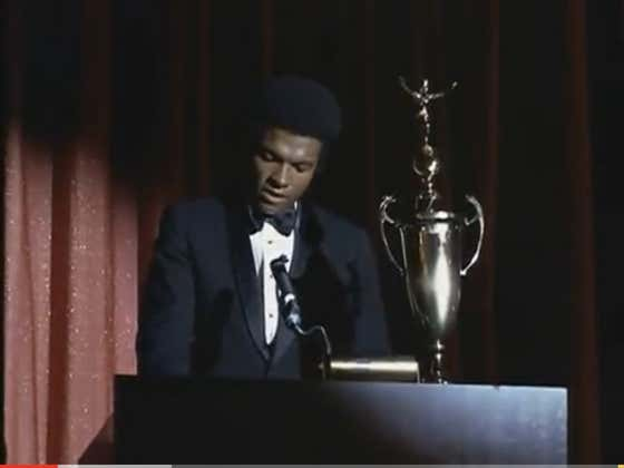 Wake Up with Gale Sayers' Speech from 'Brian's Song'