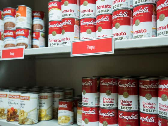 What Makes A Business Essential? Michigan Jewelry Store Shows Us That All You Have To Do Is Sell A Couple Cans of Soup.