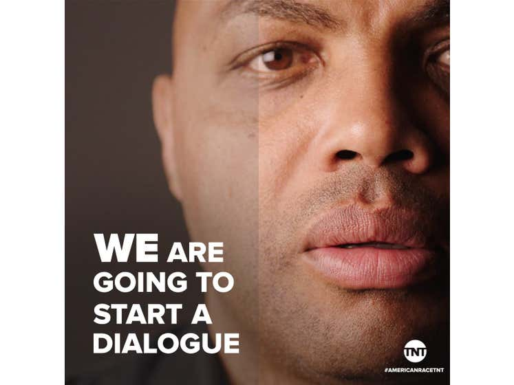 """Pray For This Man Charles Barkley Interviewed On TNT's """"American Race"""""""
