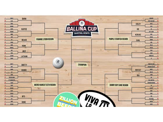 #BarstoolBeerPong Tournament Full Replay Part 2