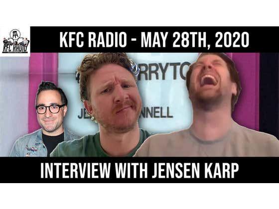 KFC Radio - Jensen Karp, Family Sex Ritual, and Elon Musk Cries Rocket Launch