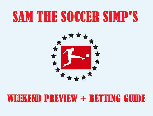 """Barstool's Weekend Soccer Preview – The """"Soccer Is Healing"""" Edition"""