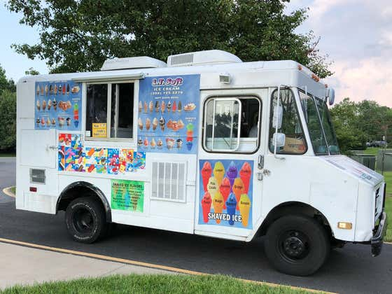 The Definitive Definitive List Of The Best Ice Cream Truck Treats