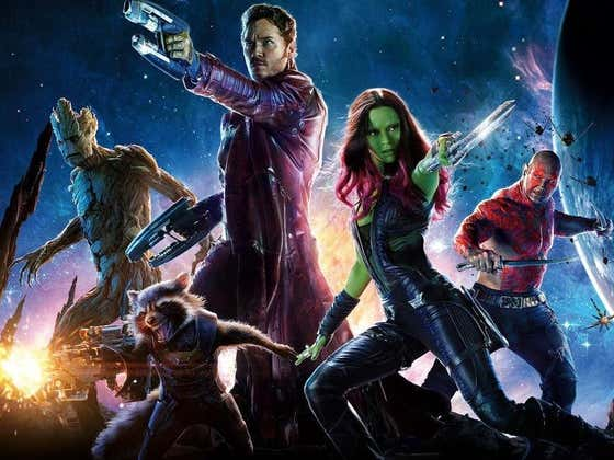 Here's A 'Guardians of the Galaxy' Commentary Track Featuring Clem & I To Kill 2 Hours Today...