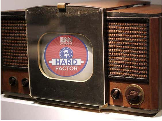 Hard Factor Radio 6/2: First Ever Listener Debate