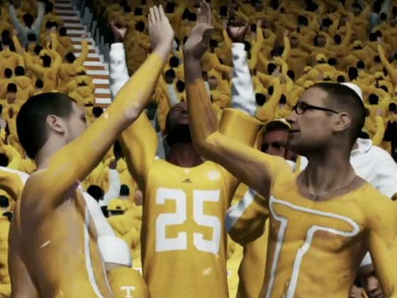 Thank You, Seniors: (1) Tennessee Sends Leaders Off With One Last Victory in Knoxville
