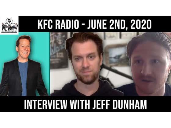 KFC Radio: Jeff Dunham, Persistent Genital Arousal Syndrome, and Just Listen