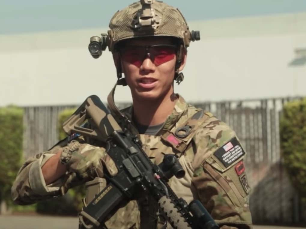 YouTuber/Video Game Cosplay/Airsoft Player Arrested After Posing As A National Guard Member Yesterday In LA