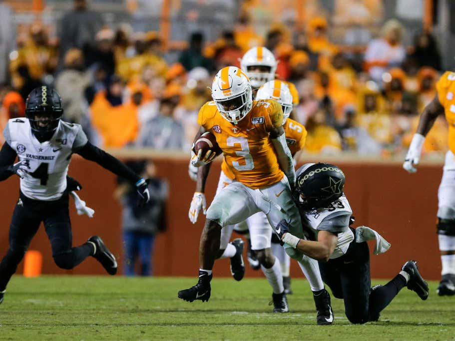 Senior Day in Knoxville: Coach Duggs Aims to Send Off Class of 2017 With Win vs. Vanderbilt