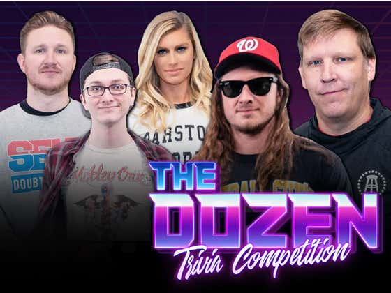 Giving Away Trivia Answers To The Other Team? Bad Strategy! (The Dozen: Episode 014)