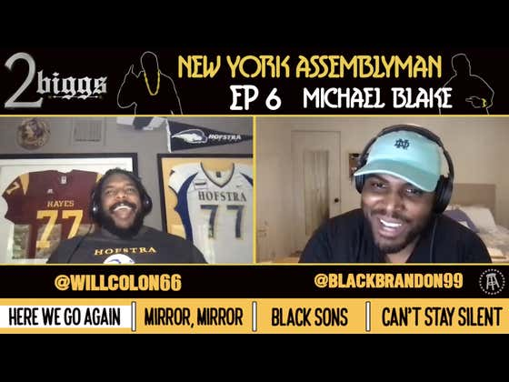 Willie Colon And Black Brandon Begin To Break Down The Walls Of Racism - 2Biggs Podcast [FULL VIDEO]