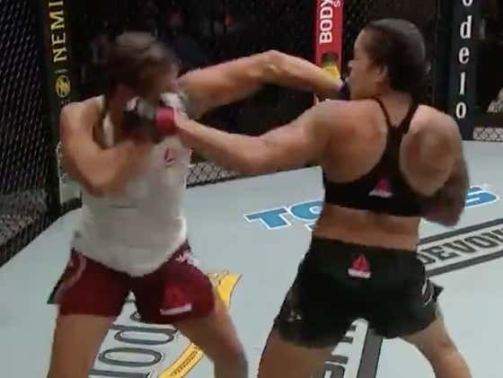 Amanda Nunes Was Who We Thought She Was - The GOAT