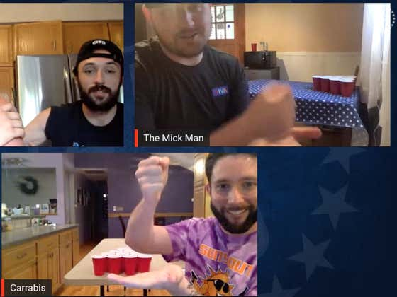 #BarstoolBeerPong Tournament Full Replay June 8th, 2020