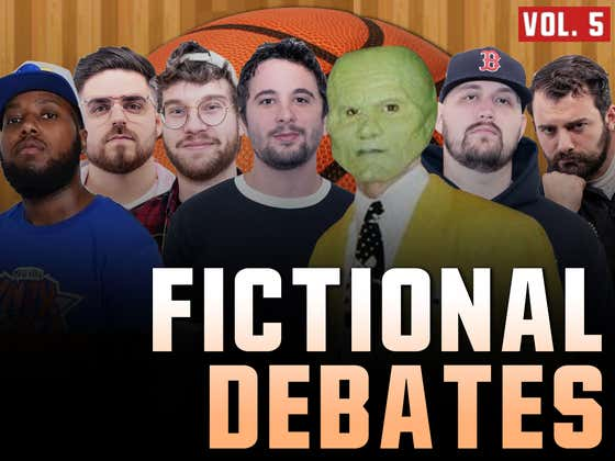 Fictional Debates: Basketball, Episode 5 with Trillballins, Trill Withers, KB & Nick, Coley, and More