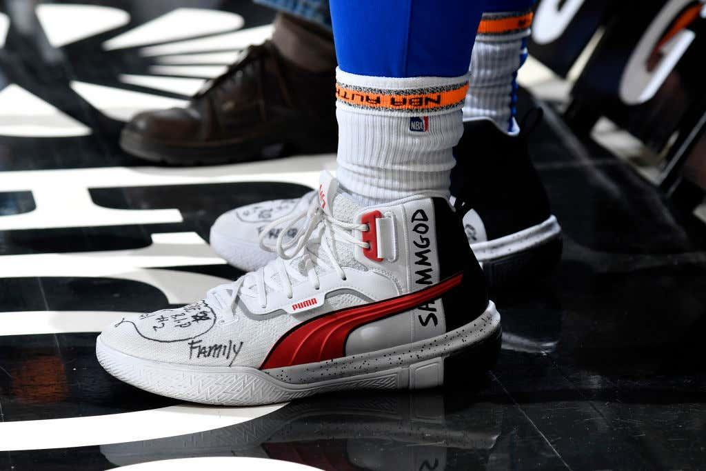God Shammgod Sneaker With A Tutorial