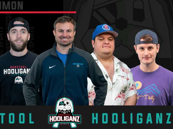We Decided To Mess Around And Create The Greatest Esports Team And Organization Known To Mankind: Barstool HooliganZ