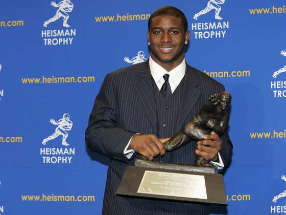 Now That College Athletes Can Make Money Reggie Bush Wants His Heisman Back But The NCAA Is Refusing To Do So Because They're Scumbags