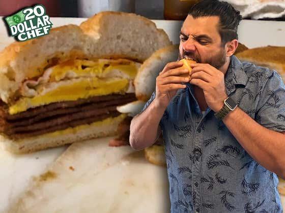 20 Dollar Chef - Pork Roll vs. Taylor Ham