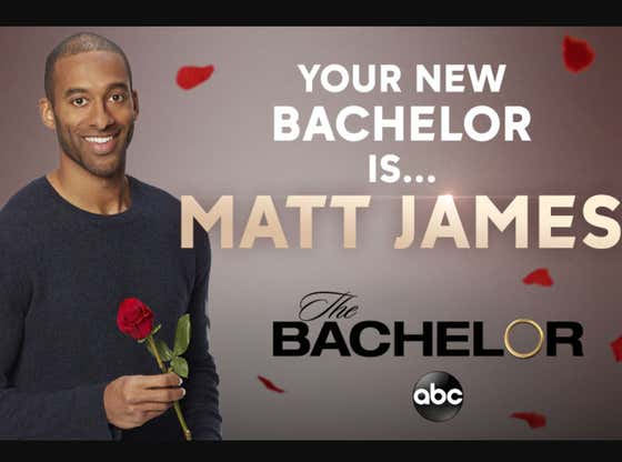 BREAKING: Matt James Is The Next Bachelor
