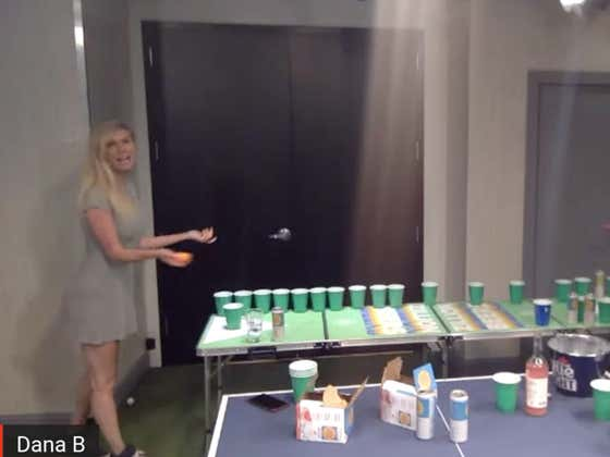 #BarstoolBeerPong Full Replay - Coley vs. KenJac, Dana B. vs. Kayce