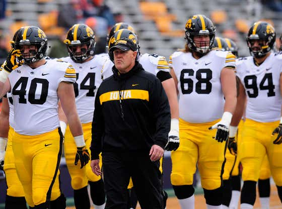 University Of Iowa Reaches Separation Agreement With Strength And Conditioning Coach Chris Doyle