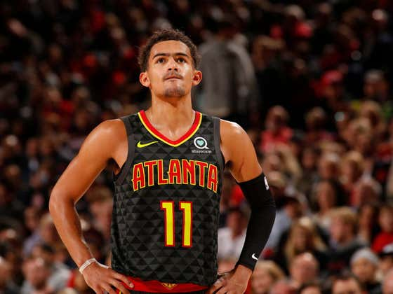 Wake Up A Great Battle Between Trae Young And Damian Lillard