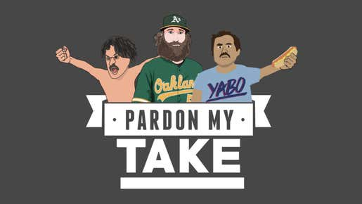 Pardon My Take | Blogs, Podcasts and Videos | Barstool Sports