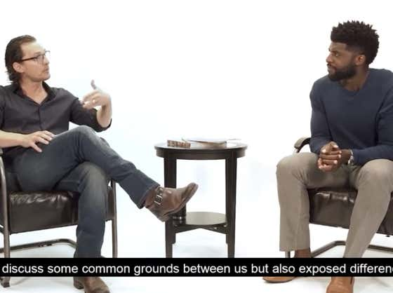 """Matthew McConaughey's """"Uncomfortable Conversation"""" With Emmanuel Acho Is An Absolute Must-Watch"""