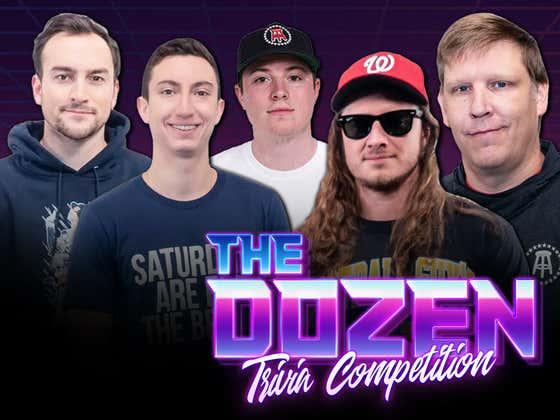 Record-Setting Trivia Performances (The Dozen: Episode 018)