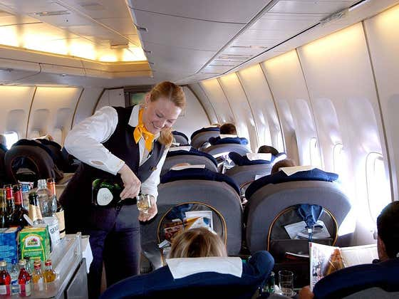 A Sad Day In American History: Delta and American Airlines Are Banning Alcohol On Planes