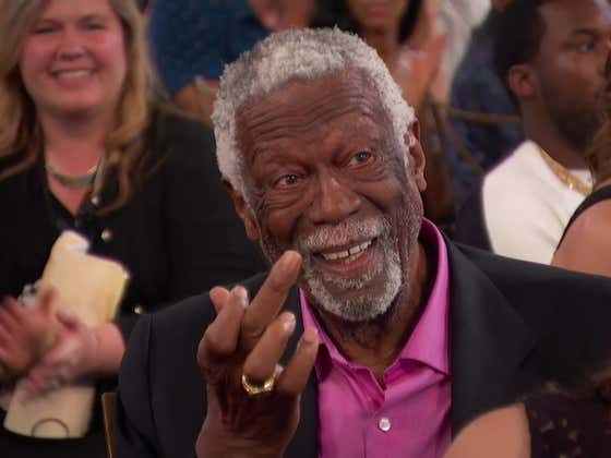 Bill Russell Used To DUST Wilt Chamberlain In Basketball And Also... Drag Racing?