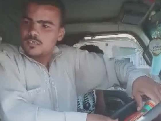 Song Of The Summer: Man Drops The Sickest Beat On The Car Horn