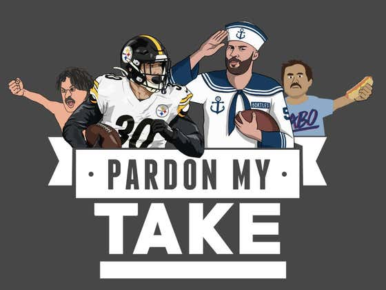 PMT: Blake Bortles, Steelers RB James Conner, + Baseball Is Screwed
