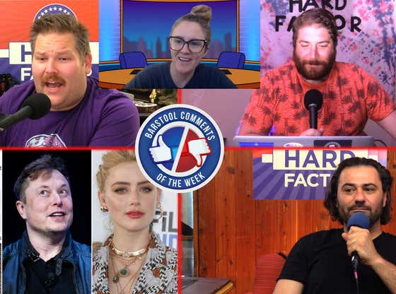 Barstool Comments Of The Week - Episode 8 Featuring Kate's Female Perspective