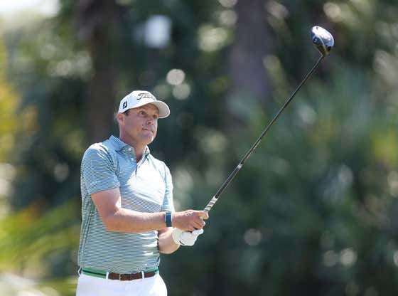 The PGA Tour Tested 11 Others After Nick Watney Tested Positive For Coronavirus, All 11 Tested Negative