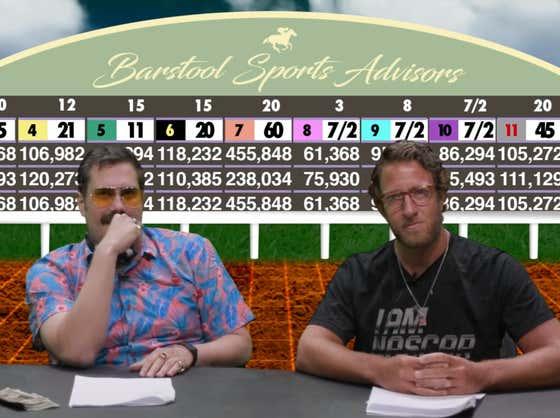 Barstool Sports Advisors - Belmont Stakes Picks Are In