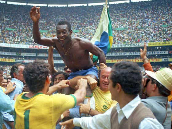 On This Date in Sports June 21, 1970: Brazil's Hat Trick