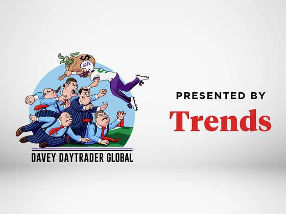 Davey Day Trader presented by Trends from The Hustle - June 26, 2020