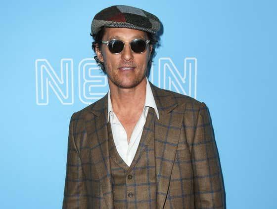 What Makes Matthew McConaughey So Cool? The Man Himself Explains on Pardon My Take